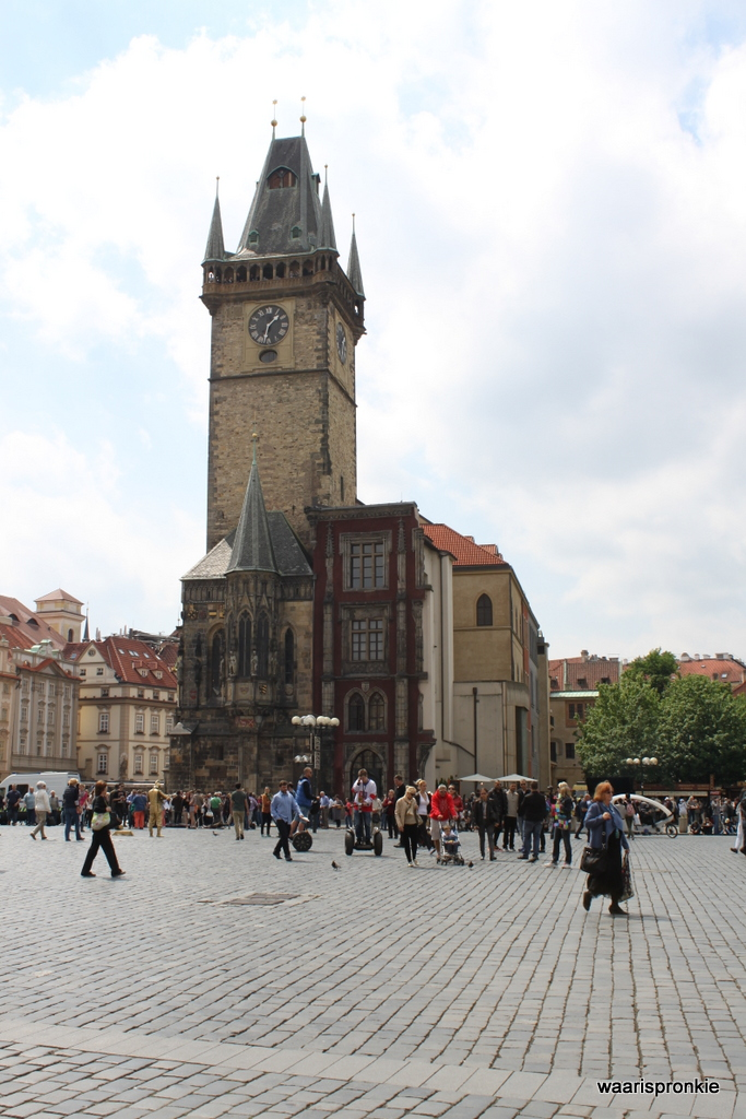 Old City, Prague