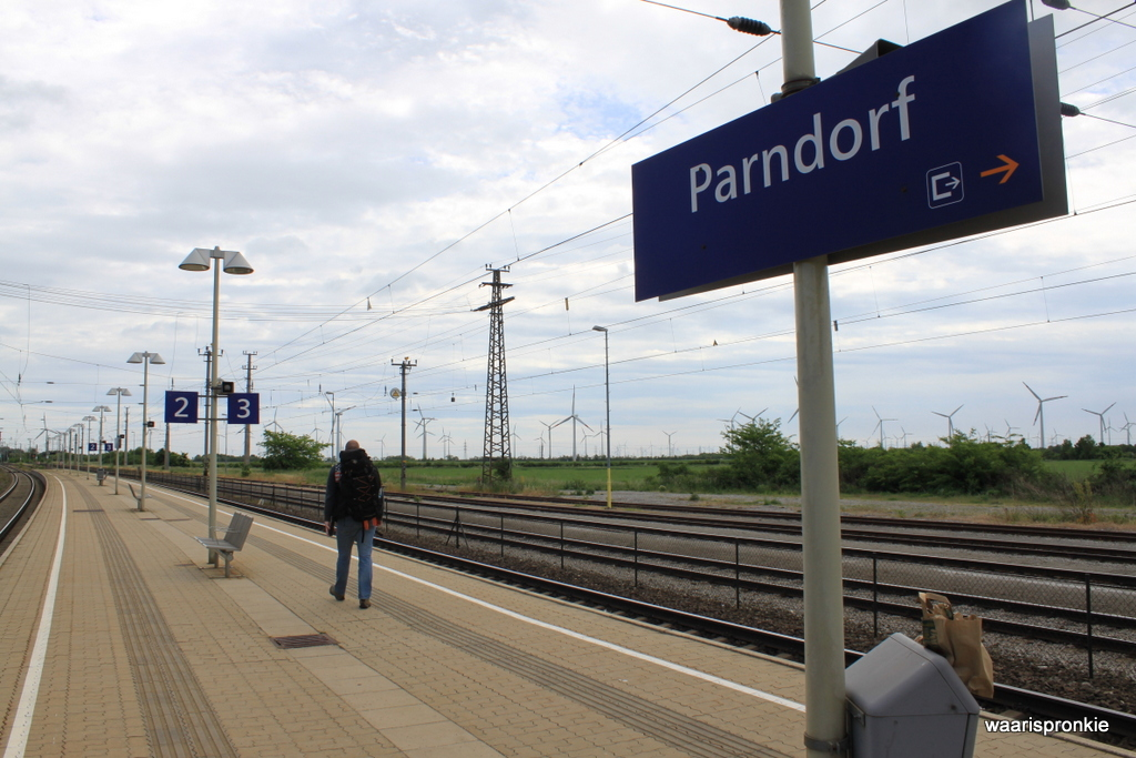 Abandoned Station Parndorf
