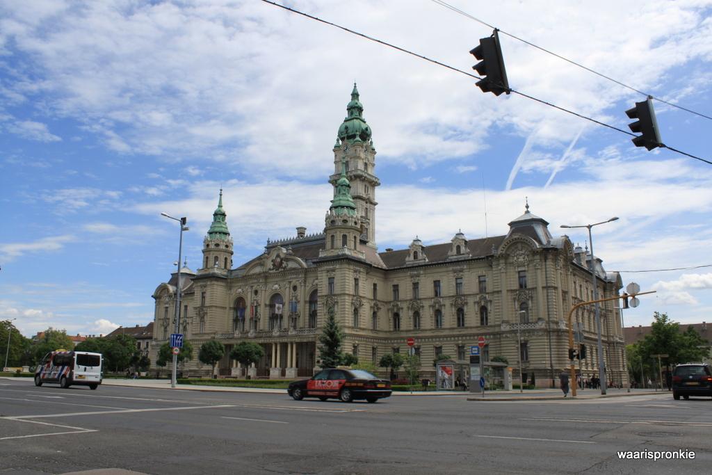 City Hall, Györ