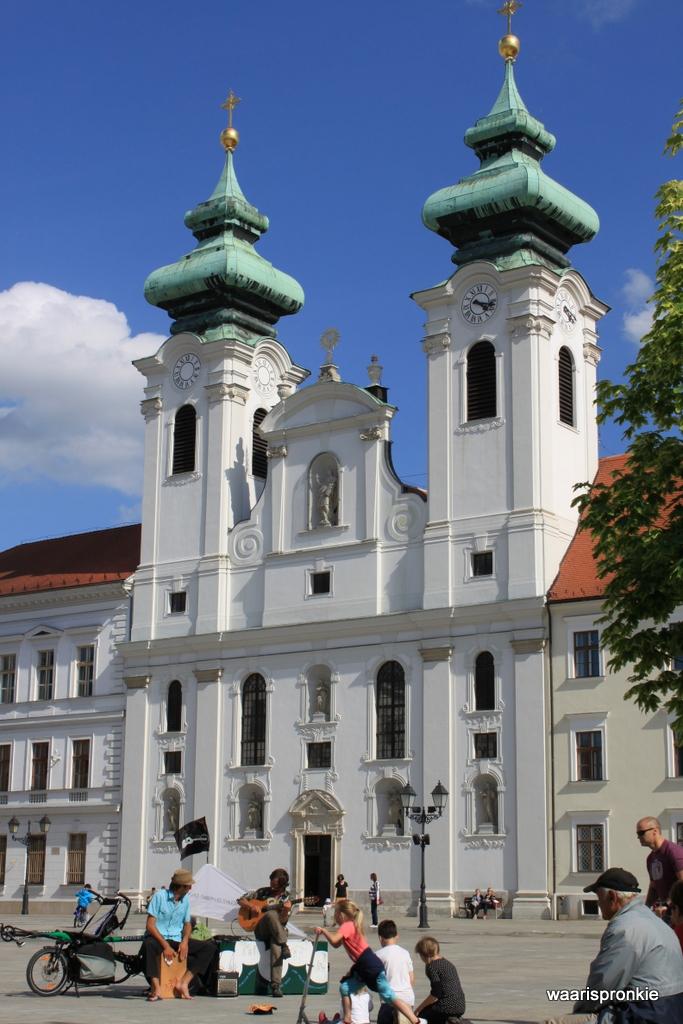 Benedicte Church, Györ