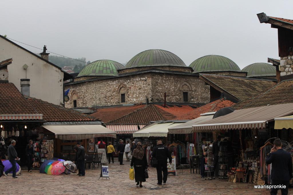 Hammam (Turkish bath), Sarajevo