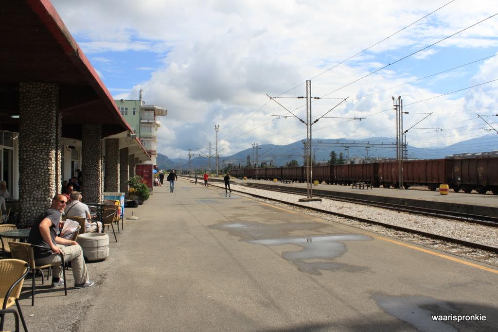 Railway Station, Podgorica