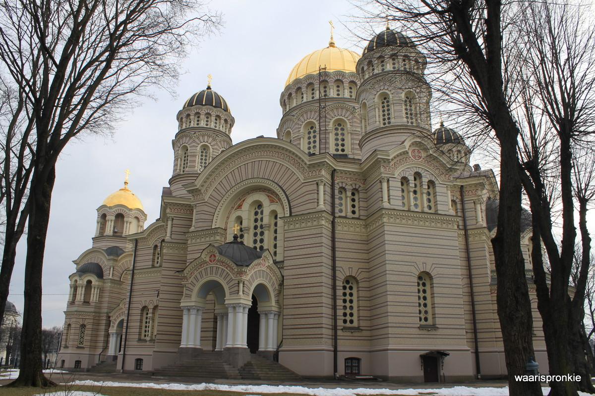 Latvia, Riga, Nativity of Christ Cathedral