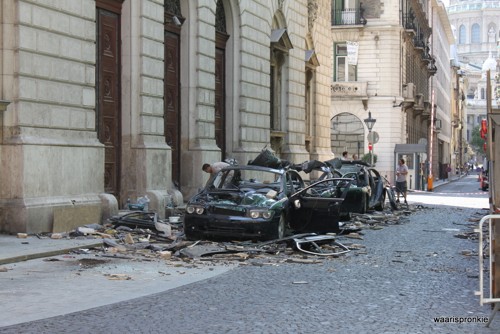 What Happened in Budapest?