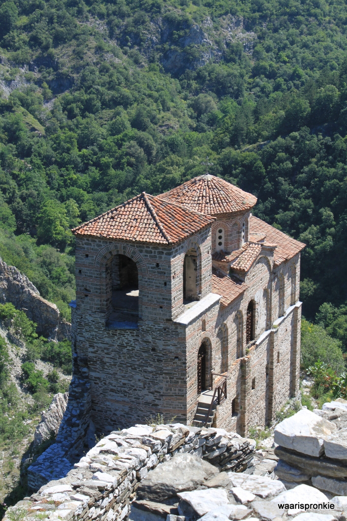 Church, Asenovgrad Fortress