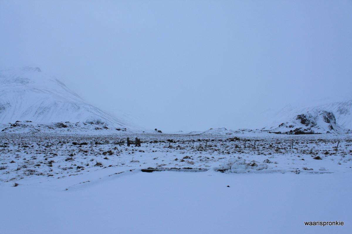 Iceland, near Hraunholl