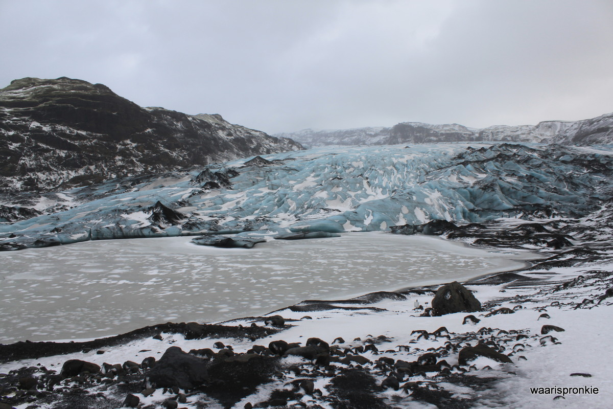 Iceland, Solheimajökull