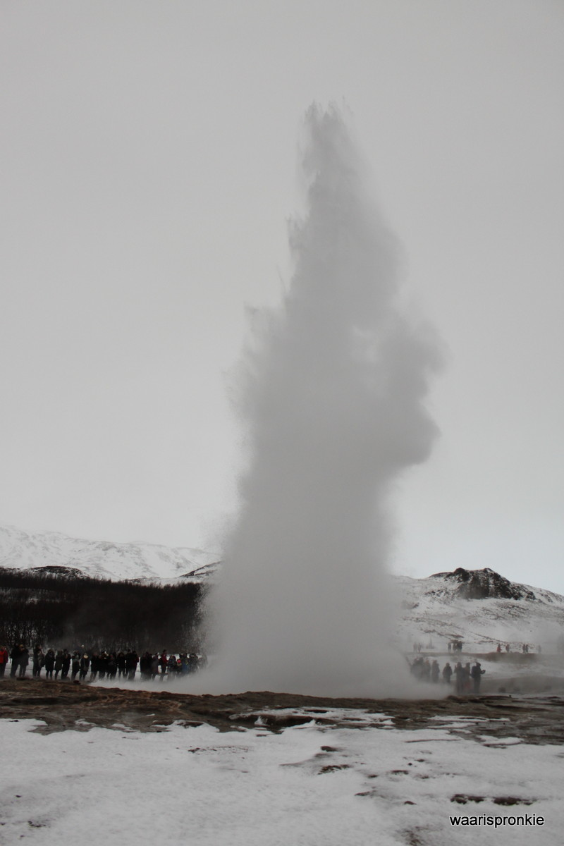 Iceland, Strokkur