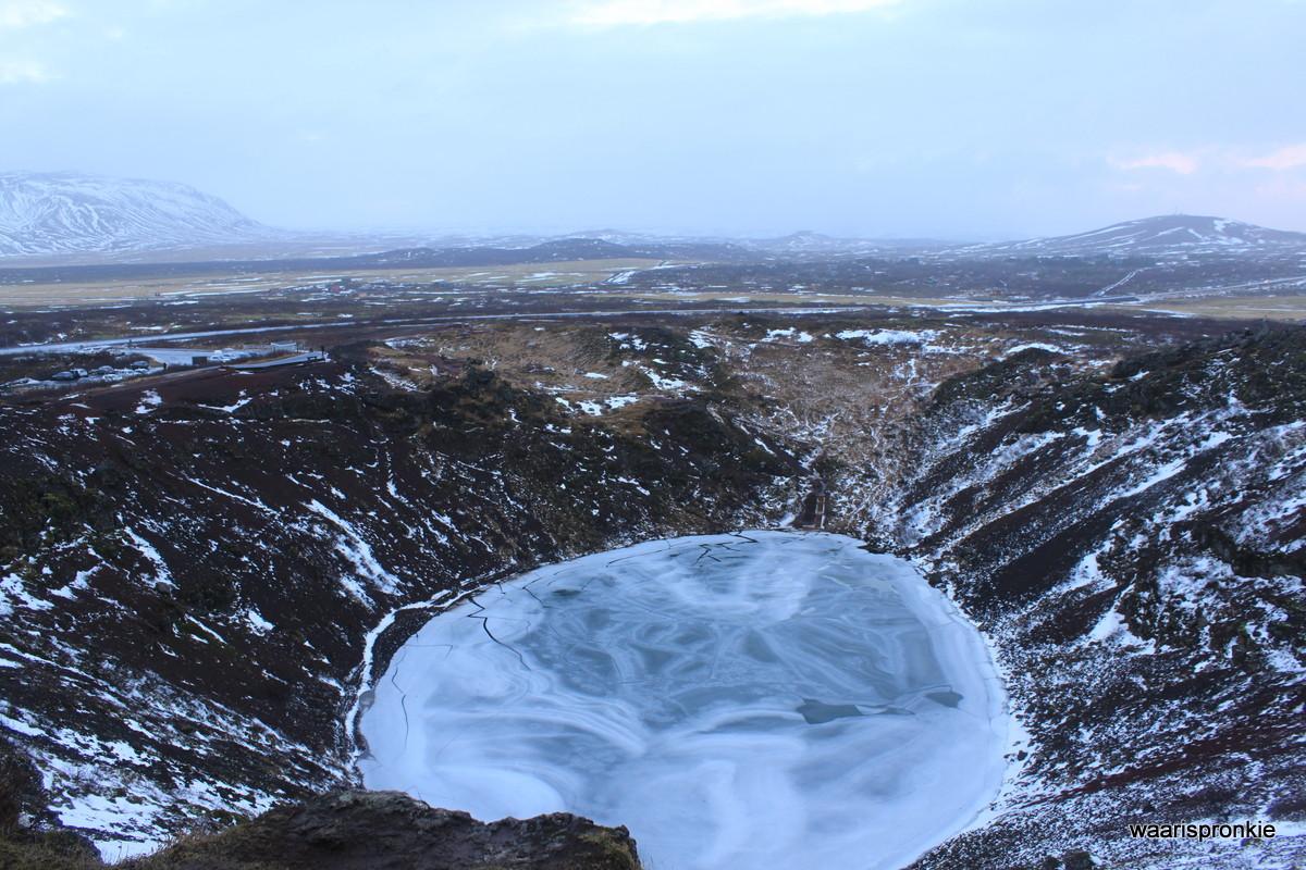Iceland, Kerid