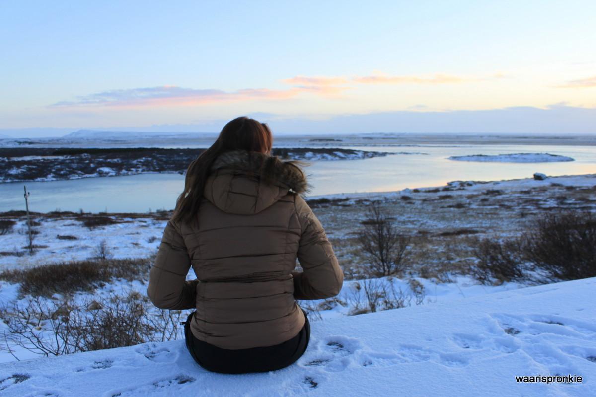 Iceland, Near Kerid