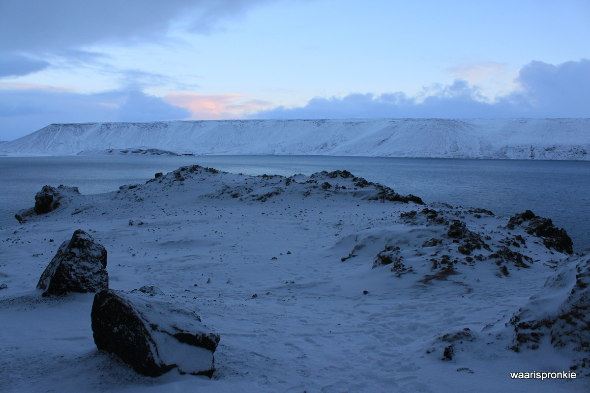 Iceland, On the Way to Krysuvik