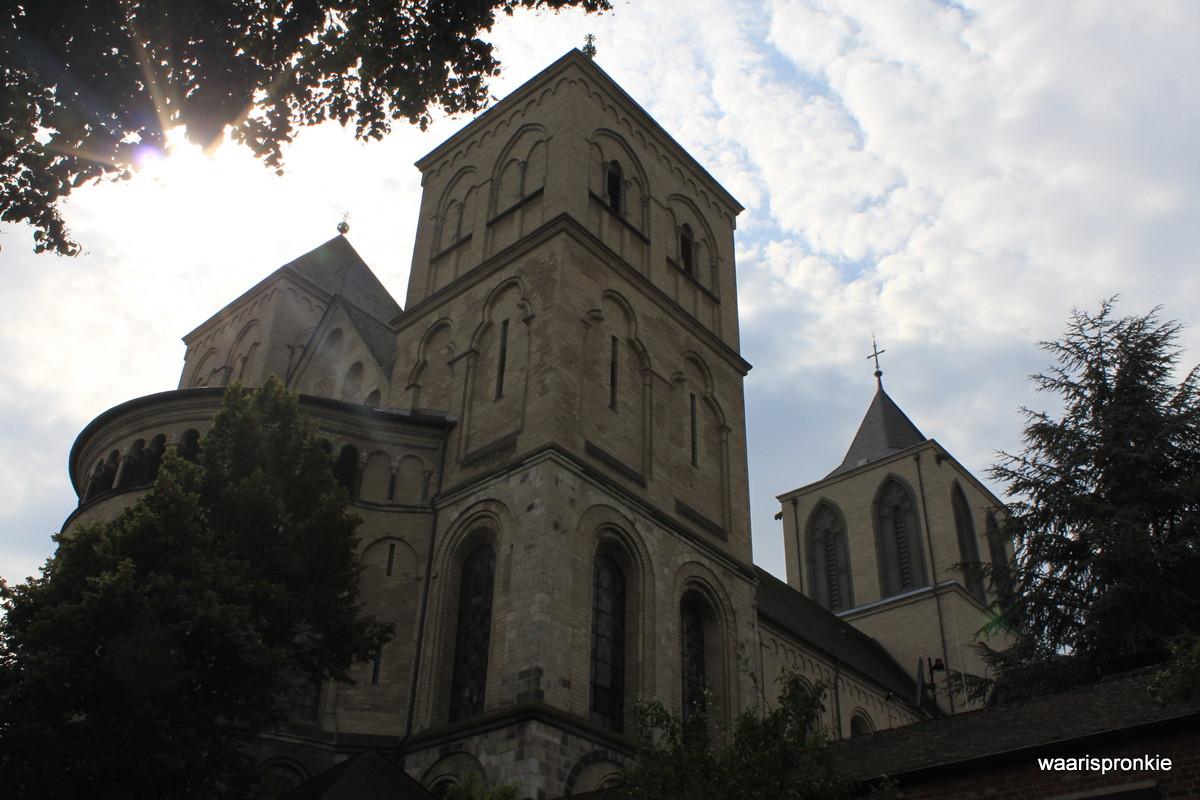 Germany, Köln, Kunibert Kirche