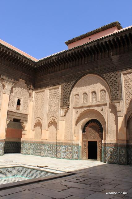 Ben Youssef Medressa, Marrakech