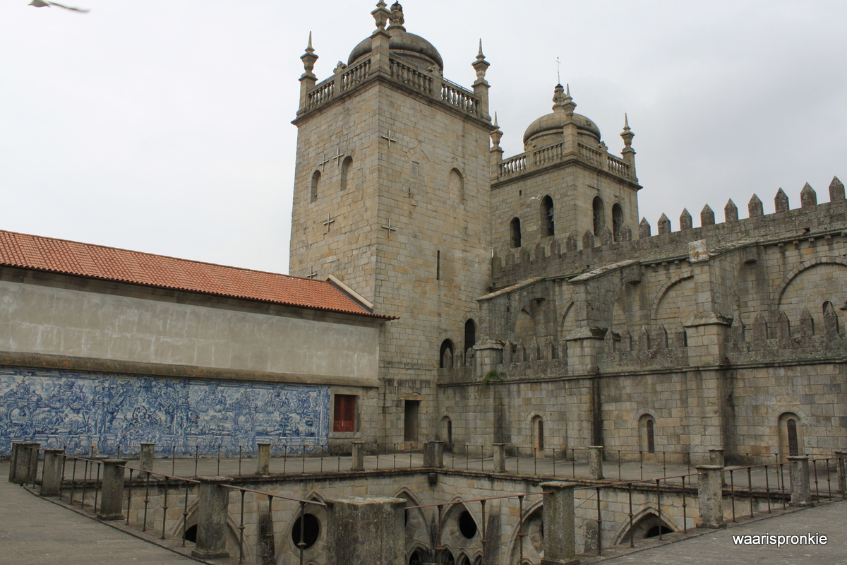 Monastery of Se Cathedral, Porto