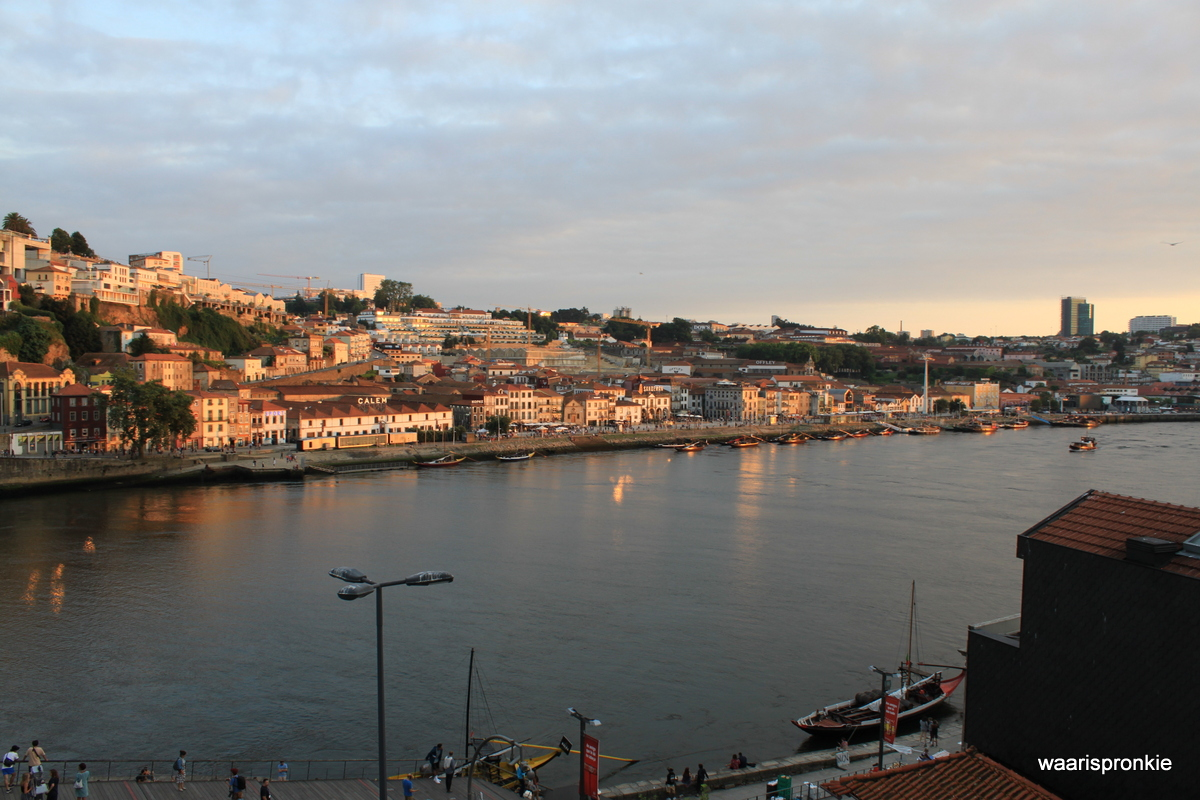 Houses at Gaia, Porto
