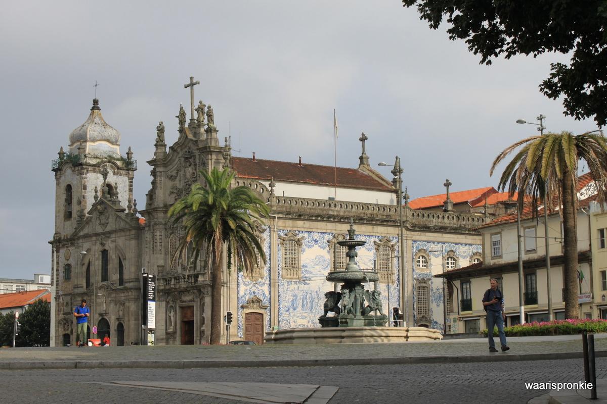 Do Carmo Church, Porto