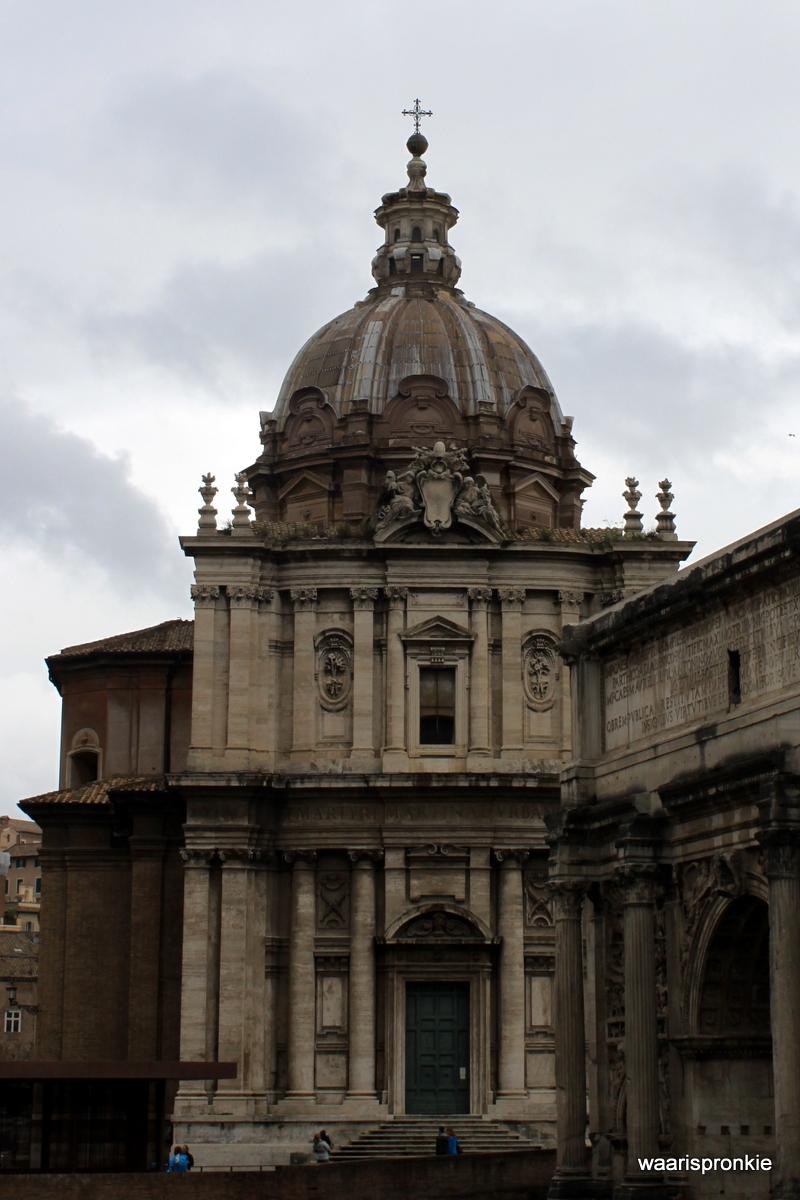 Rome, Palantine