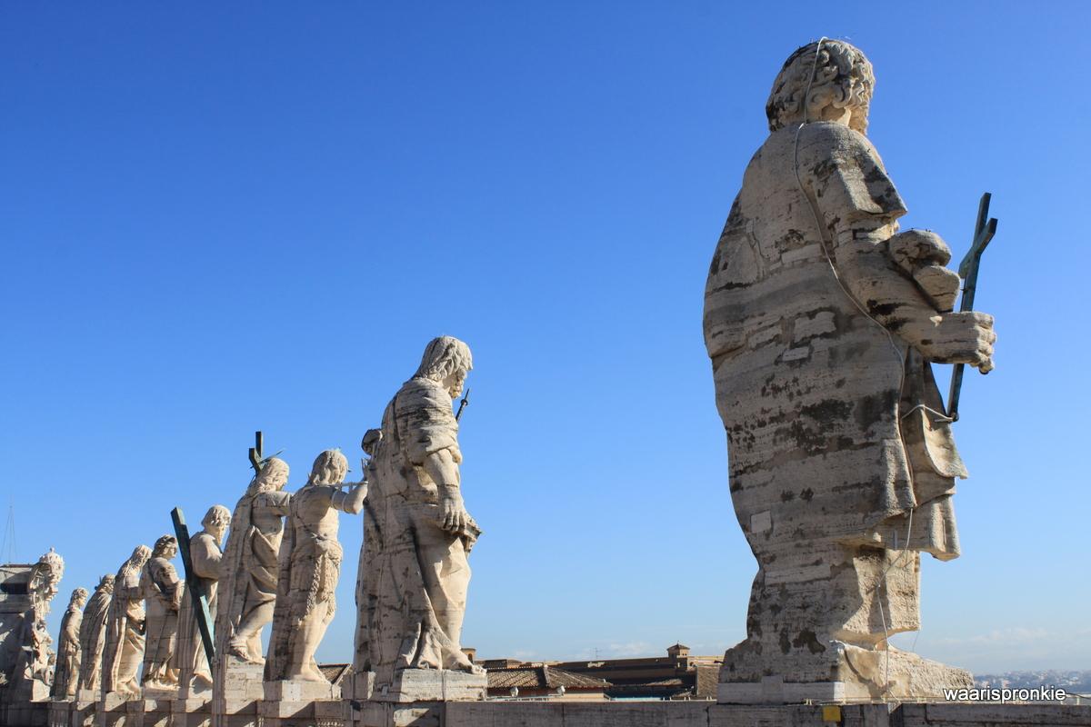 Rome, St Peters Basilic
