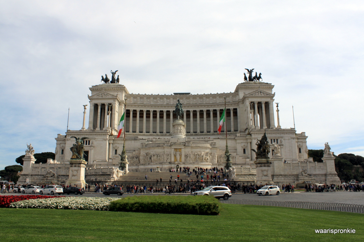 Rome, Victor Emanuel II Monument