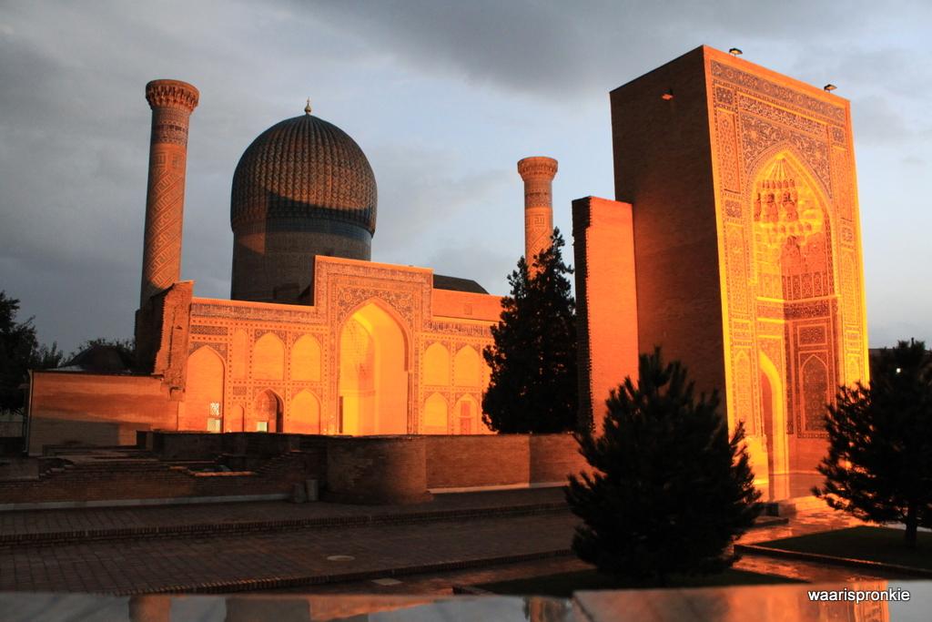 Mausoleum of Amir Timur, Samarkand