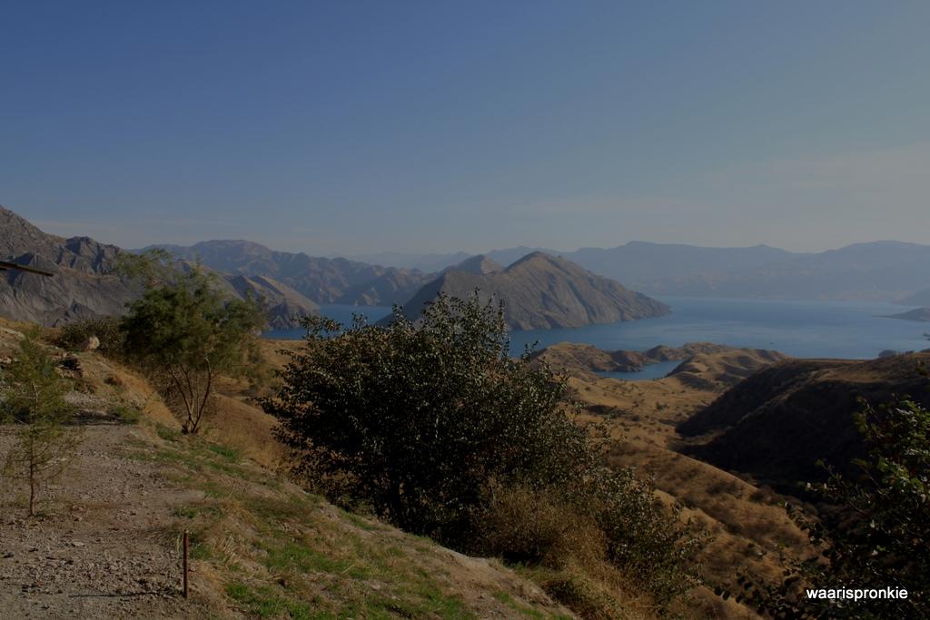 Nurek Lake