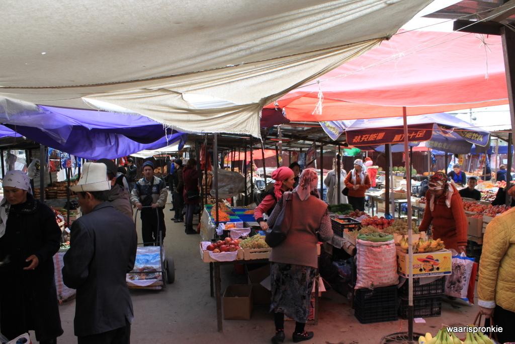 Bazaar, Osh