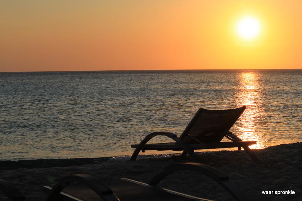 Sunset @Kokomo Beach