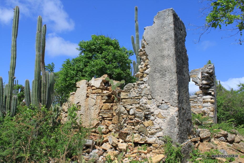 Zorgvlied Ruins, Christoffelpark
