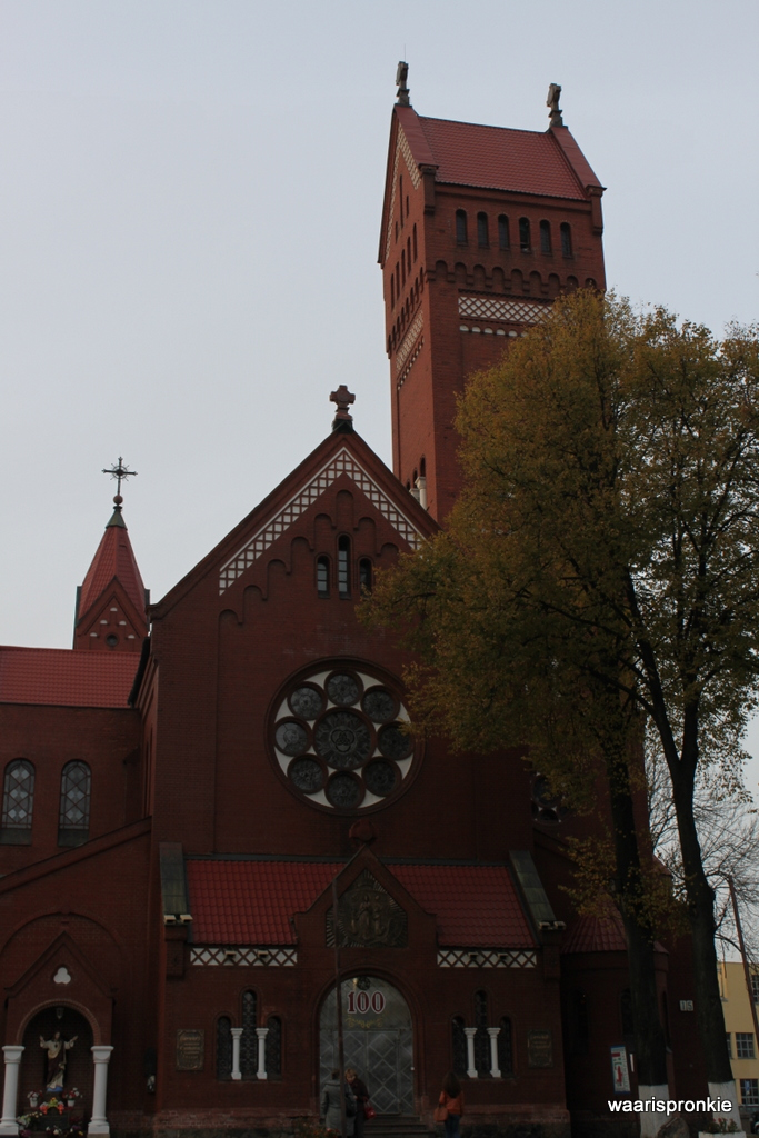 Red Church, Minsk