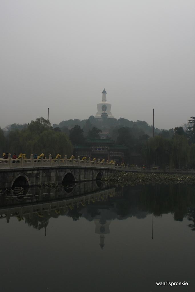 Belhai Park, Beijing