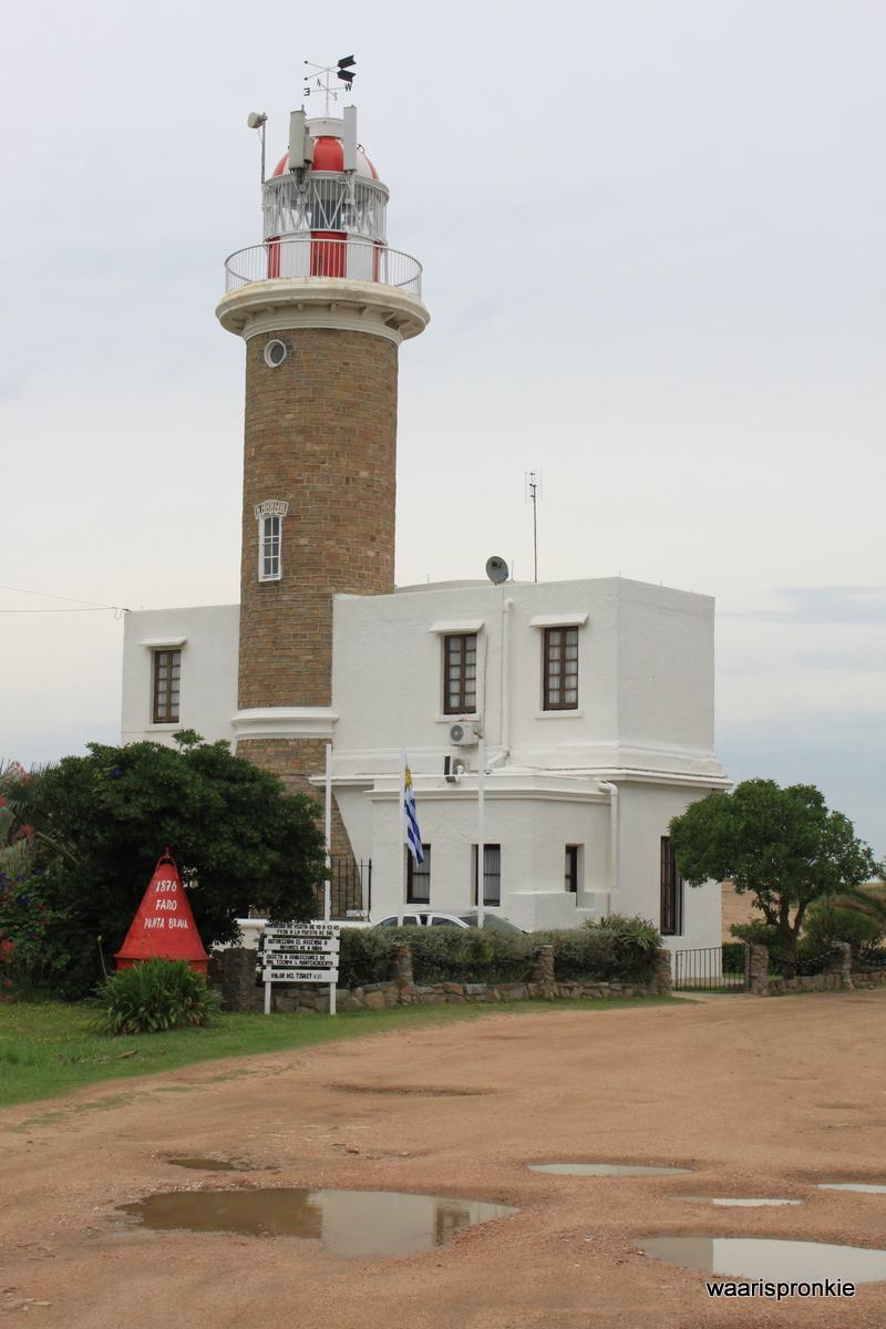 Montevideo, Punto Brava Lighthouse
