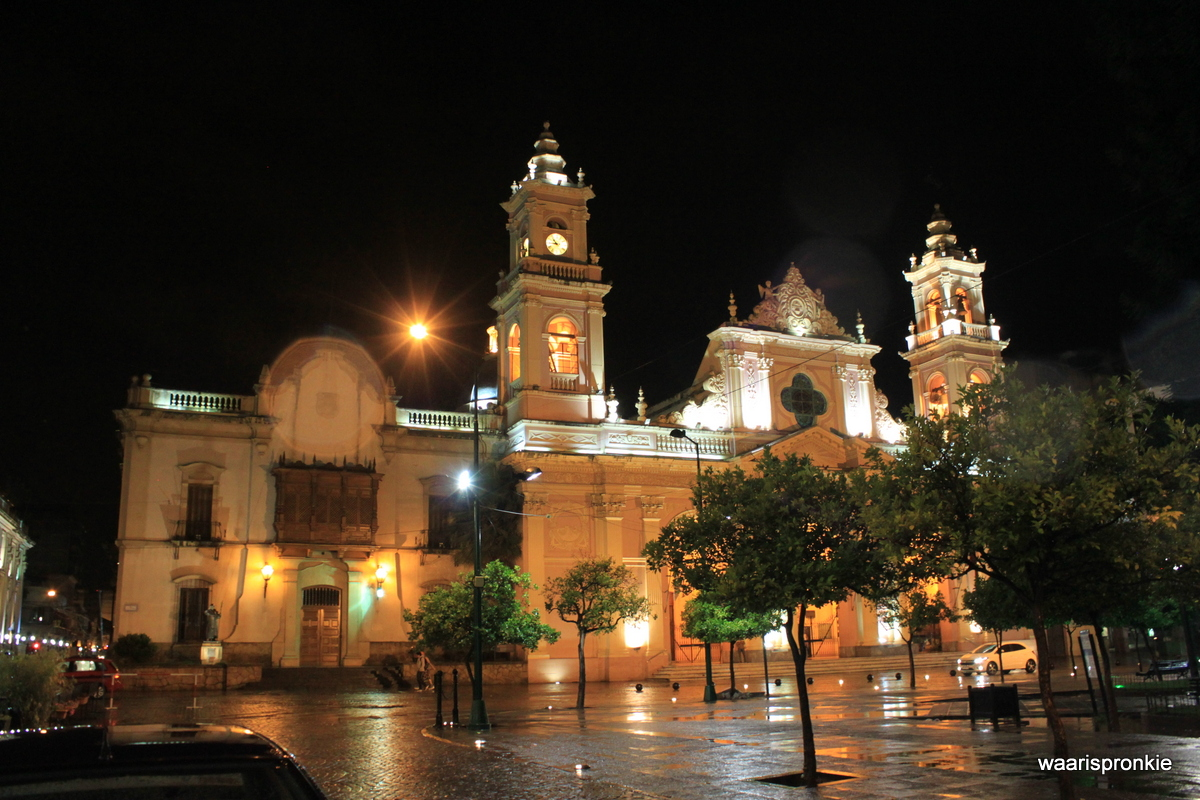 Salta, Cathedral