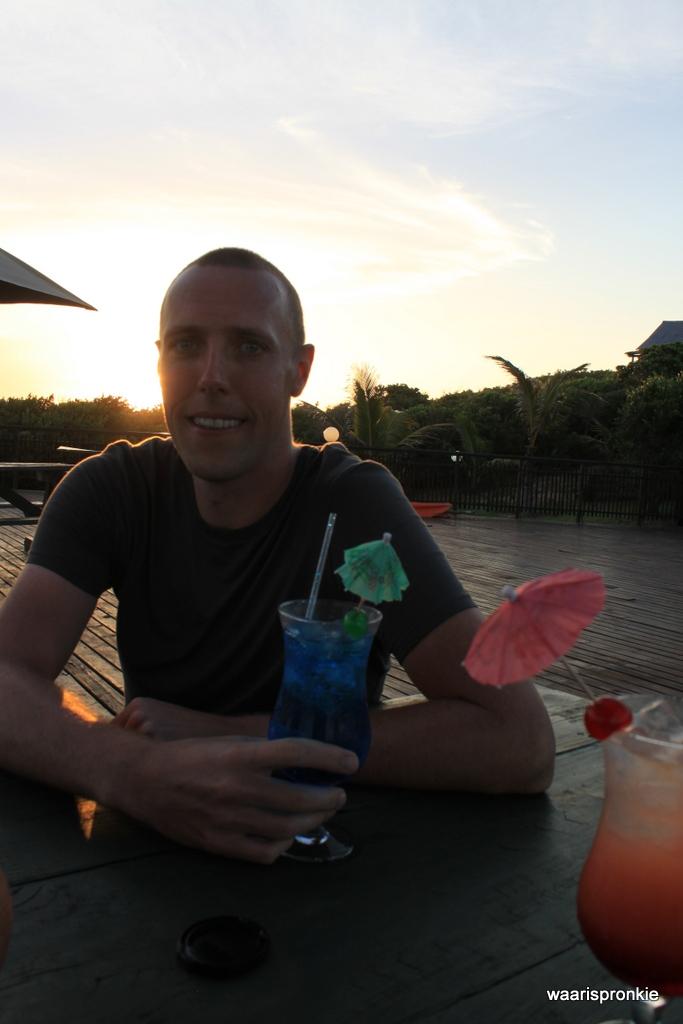 Cocktail @ Sunset Beach