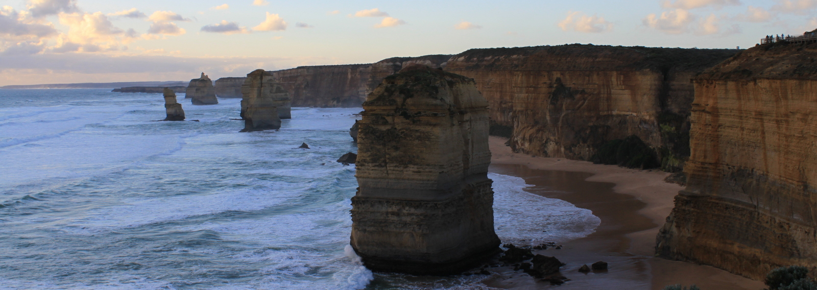 Sunset at 12 Apostles, Great Ocean Road, Australia