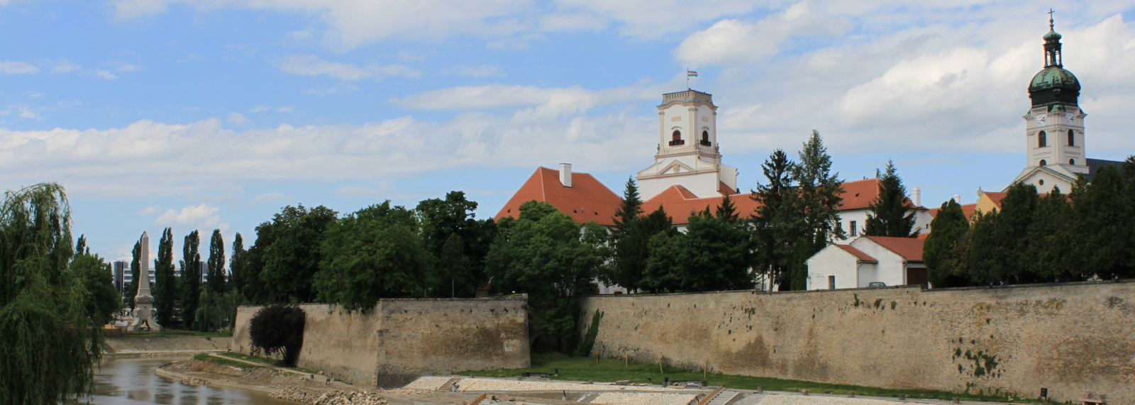 Tower and Basilica, Gyor