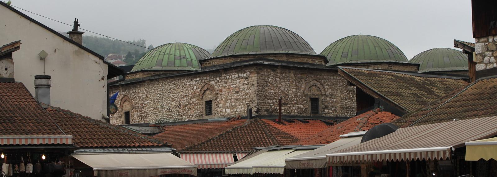 Hammam, Sarajevo