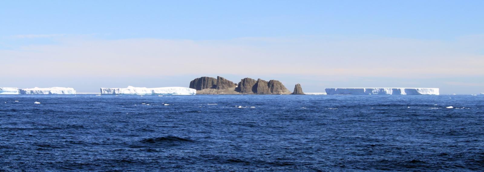 Antarctica, Danger Islands