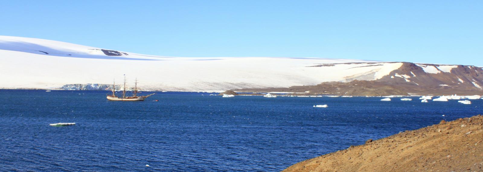 Antarctica, Devil Island