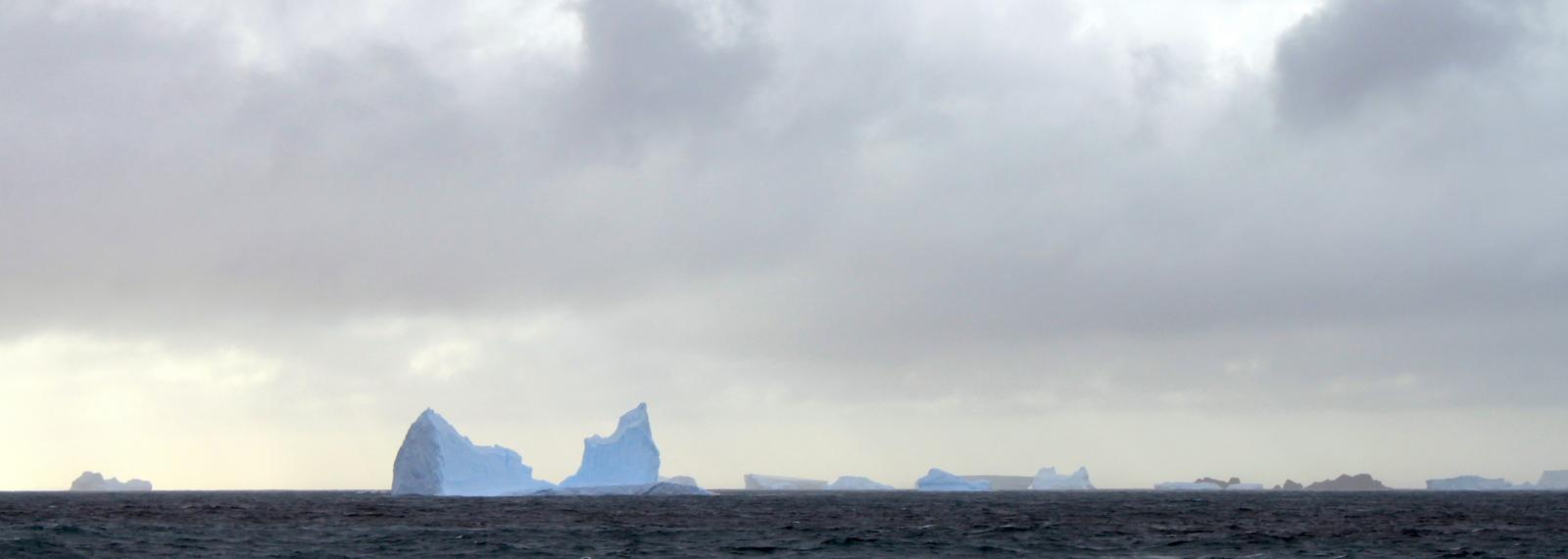 Iceberg Near South Orkney