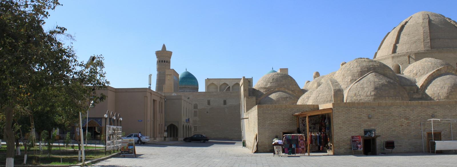 Bukhara, Oezbekistan