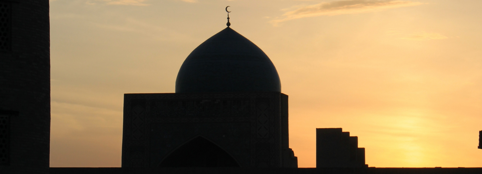 Kalon Mosque Bukhara, Oezbekistan