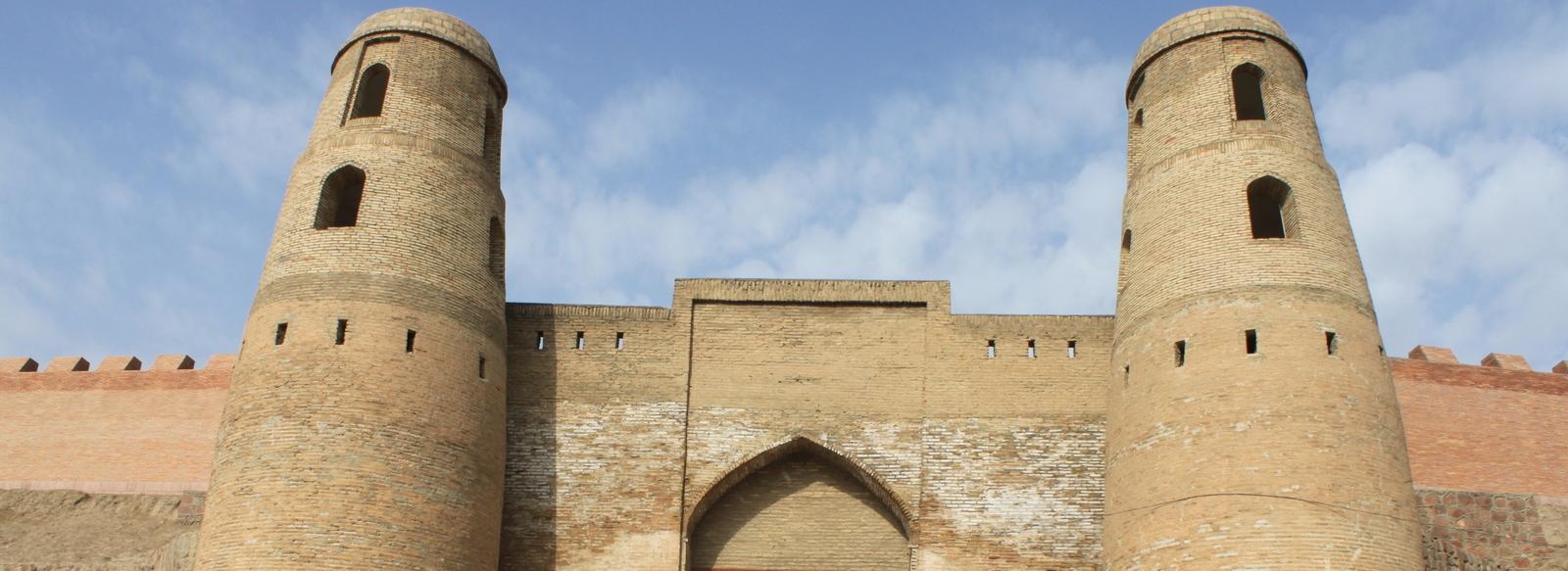 Fortress Hissar, Tadzjikistan