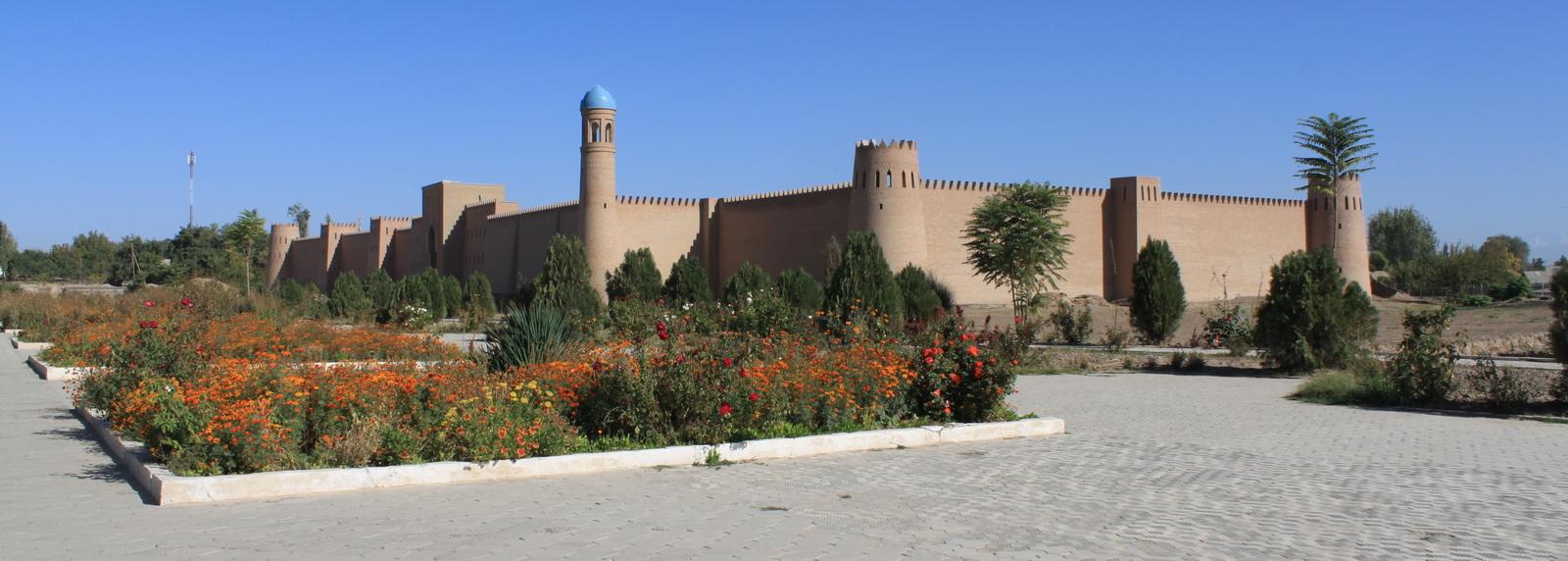 Fortress Hulbuk, Tadzjikistan