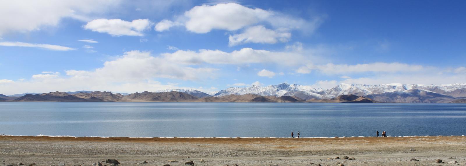 Kara-kul Lake, Tadzjikistan