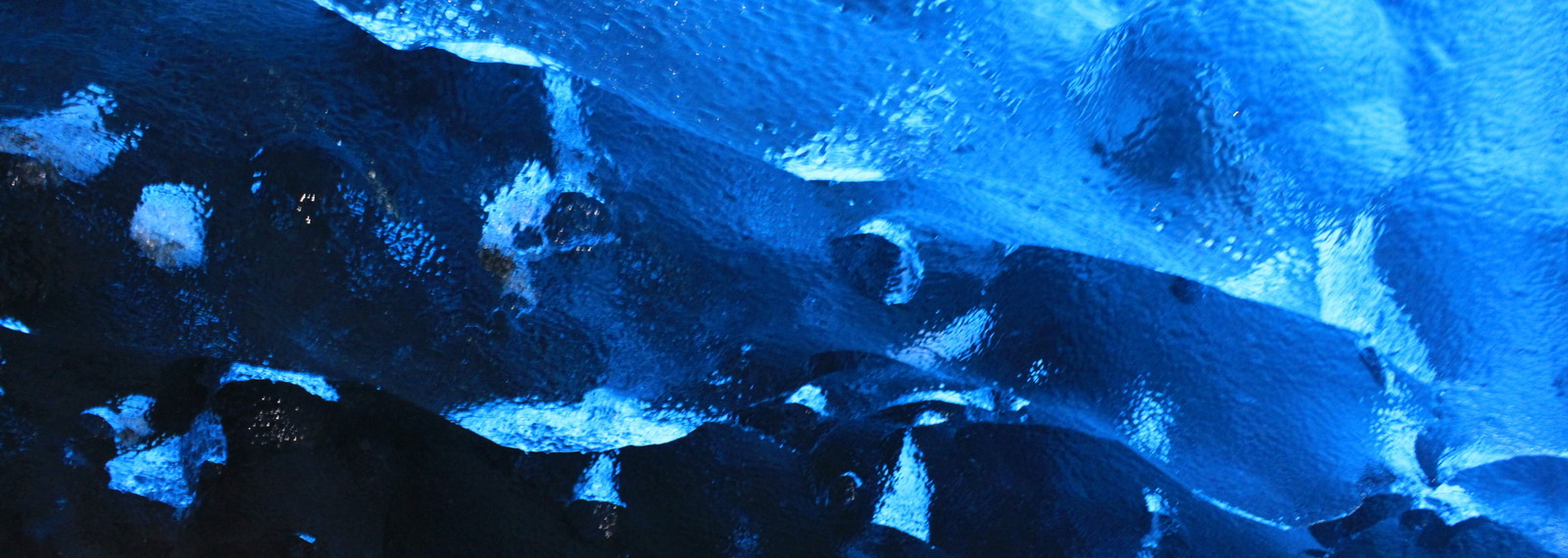 Ice Cave Tour - Big Ice Cave