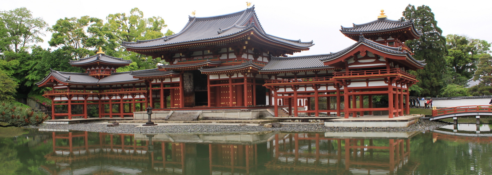 Japan, Uji, Byodo-in Temple