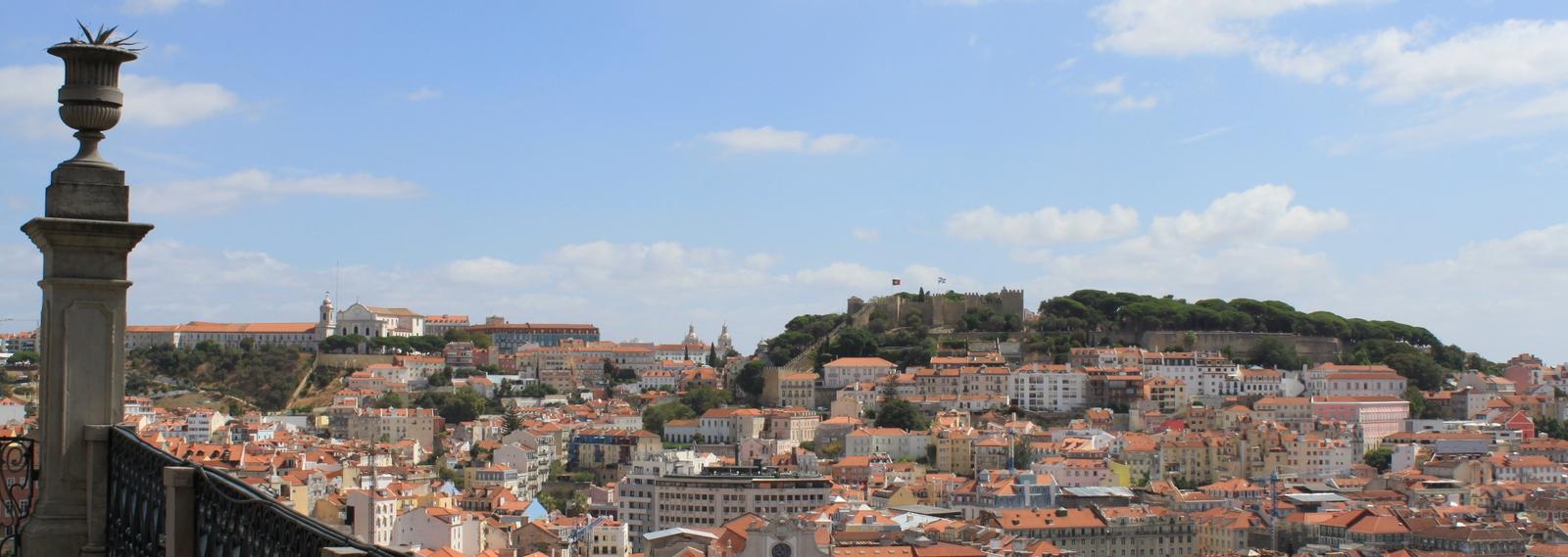 Lisbon, Miradouro de Sao Pedro de Alcantara