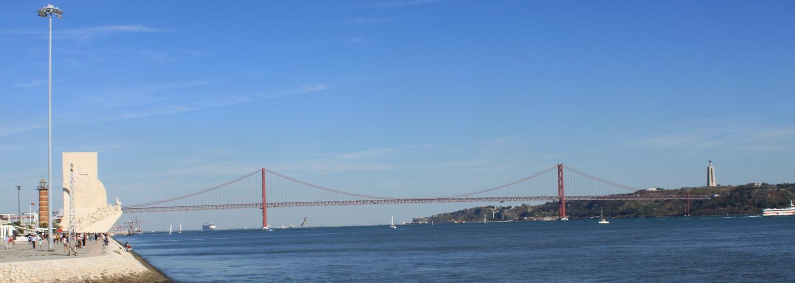 Lisbon, Ponte 25 de Abril