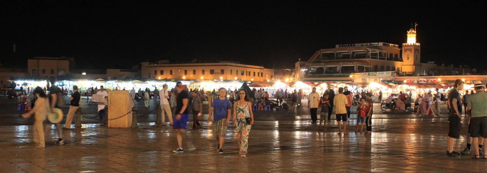 Jemma-el-Fna Square, Marrakech