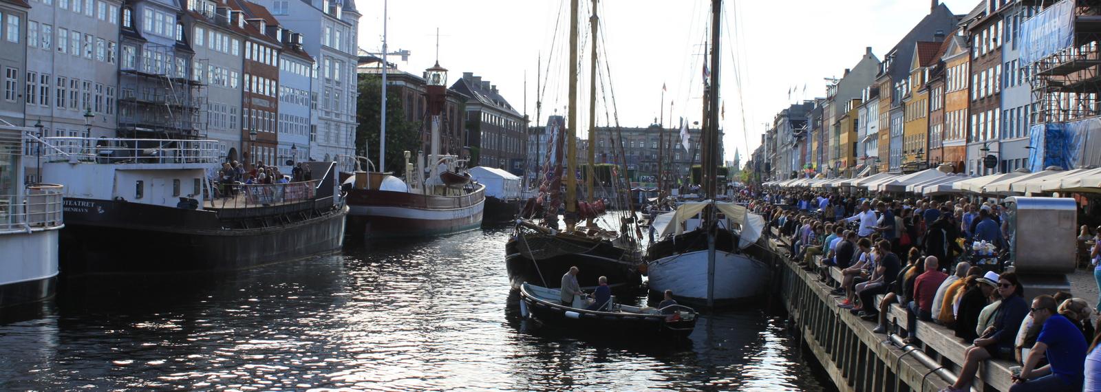 Nyhavn, Kopenhagen, Denmark